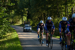 Thea Thorsen at the Crescent Vargarda - a 42.5 km team time trial, starting and finishing in Vargarda on August 11, 2017, in Vastra Gotaland, Sweden. (Photo by Sean Robinson/Velofocus.com)