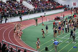 800, Boston U, Boston University Athletics<br /> Hemery Invitational Indoor Track & Field