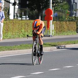 BRUGGE (BEL): CYCLING: SEPTEMBER 21th: <br /> Anne van der Meiden 4th
