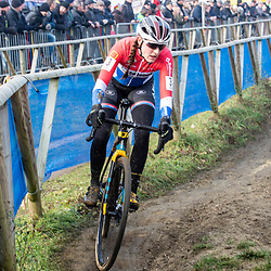 2020-01-01 Cycling: dvv verzekeringen trofee: Baal: Dutch national champion Lucinda Brand