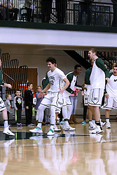 07 January 2017:  Alec Bausch during an NCAA men's division 3 CCIW basketball game between the Wheaton Thunder and the Illinois Wesleyan Titans in Shirk Center, Bloomington IL