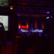 Joshua Musil Church speaks at TEDx PiscataquaRiver at 3S Artspace in Portsmouth, NH on May 3, 2013