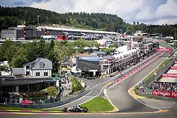August 24, 2018 - Spa Francorchamps, Belgique - Grosjean N°8 Haas (Credit Image: © Panoramic via ZUMA Press)