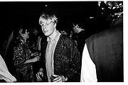 Boris Johnson, sultans Ball, Oxford Town Hall, 10 March 1986. SUPPLIED FOR ONE-TIME USE ONLY> DO NOT ARCHIVE. © Copyright Photograph by Dafydd Jones 66 Stockwell Park Rd. London SW9 0DA Tel 020 7733 0108 www.dafjones.com