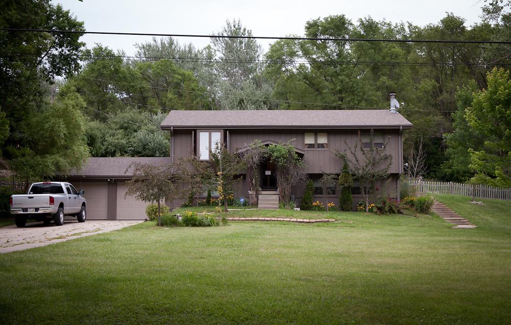 01 June 2012- Ponca Hills neighborhood is photographed for Omaha Magazine.