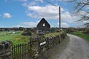 Kilbonane Church and Cemetary just off the main Killarney to Killorglin Road near Beaufort in County Kerry, Ireland.<br /> Picture by Don MacMonagle -macmonagle.com