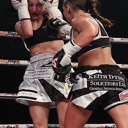 Paige Farrington vs Ariana Santos