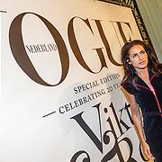 NLD/Amsterdam/20130110 - 20 Years of Viktor & Rolf - Vogue, Joan As Police Woman, artiestennaam van Joan Wasser