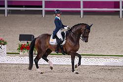 Ramel Juliette, SWE, Buriel KH, 169<br /> Olympic Games Tokyo 2021<br /> © Hippo Foto - Dirk Caremans<br /> 28/07/2021