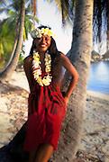 Polynesian Woman (MR)