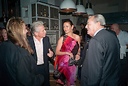 WENDY STARK; MICHAEL DOUGLAS; CATHERINE ZETA JONES; MICKY ARISON ,  Dom PŽrignon with Alex Dellal, Stavros Niarchos, and Vito Schnabel celebrate Dom PŽrignon Luminous. W Hotel Miami Beach. Opening of Miami Art Basel 2011, Miami Beach. 1 December 2011. .<br /> WENDY STARK; MICHAEL DOUGLAS; CATHERINE ZETA JONES; MICKY ARISON ,  Dom Pérignon with Alex Dellal, Stavros Niarchos, and Vito Schnabel celebrate Dom Pérignon Luminous. W Hotel Miami Beach. Opening of Miami Art Basel 2011, Miami Beach. 1 December 2011. .