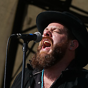 London,England,UK : 17th July 2016 : Rateliff preforms at the Citadel Festival 2016 at Victoria Park, London,UK. Photo by See Li