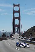20150827 - IndyCar - Golden Gate Bridge Crossing