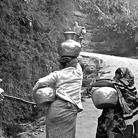 The Weight, Bangladesh, by Mayasha.