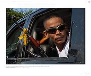 """""""A Quandary for Mexico as Vigilantes Rise"""", The New York Times, Mexico, January 15, 2014. Photographs by Rodrigo Cruz."""