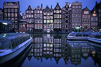Holanda. Amsterdam.<br /> Arquitectura tradicional.<br /> <br /> © JOAN COSTA