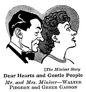 The Miniver Story ; Greer Garson and Walter Pidgeon