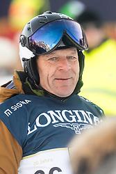 21.01.2017, Hahnenkamm, Kitzbühel, AUT, FIS Weltcup Ski Alpin, KitzCharity Trophy, im Bild Daniel Mahrer (UBS 2) // during the KitzCharity Trophy of FIS Ski Alpine World Cup at the Hahnenkamm in Kitzbühel, Austria on 2017/01/21. EXPA Pictures © 2017, PhotoCredit: EXPA/ Serbastian Pucher