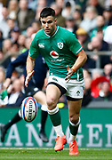 Conor Murray of Ireland  during the Guinness Six Nations between England and Ireland at Twickenham  Stadium, Sunday, Feb. 23, 2020, in London, United Kingdom. (ESPA-Images/Image of Sport)
