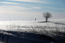 CZECH REPUBLIC NEDVEZI 19JAN19 - Winter landscape near the village of Nedvezi, Vysocina region, Czech Republic.<br /> <br /> <br /> <br /> jre/Photo by Jiri Rezac<br /> <br /> <br /> <br /> © Jiri Rezac 2019