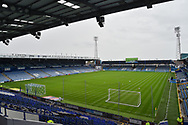 Fratton park general stadium view during the EFL Sky Bet League 1 match between Portsmouth and Wycombe Wanderers at Fratton Park, Portsmouth, England on 22 September 2018.