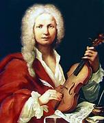 Antonio Vivaldi (1678-1741) Italian composer and violinist, born in Verona
