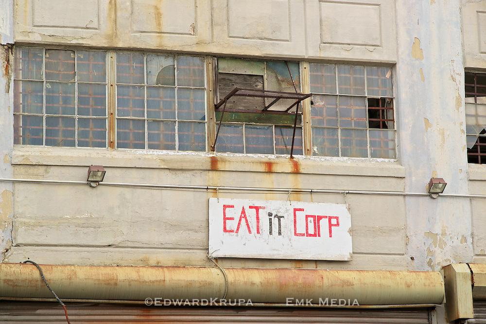 Eat it Corp in Brooklyn.