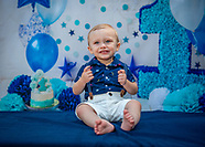 Isaac's First Birthday