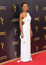 Mel B. bei den Creative Arts Emmy Awards in Los Angeles / 100916<br /> <br /> <br /> *** at the Creative Arts Emmy Awards in Los Angeles on September 10, 2016 ***