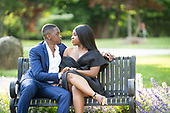 Akin & Uyi's beautiful McMaster engagement shoot