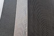 New York . 9th avenue. Rockefeller Center Extension across Sixth Avenue  New York, Manhattan - United states  Manhattan / 6 em avenue. Rockefeller Center Extension Manhattan, New York - Etats unis
