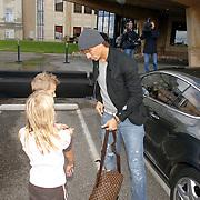 NLD/Noordwijk/20060829 - Nederlands Elftal komt bijeen voor de wedstrijd tegen Luxemburg, Khalid Boulahrouz