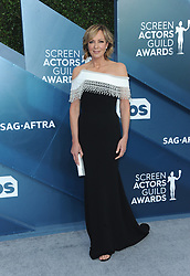Allison Janney at the 26th Annual Screen Actors Guild Awards held at the Shrine Auditorium in Los Angeles, USA on January 19, 2020.