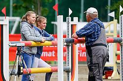 Leck - Kreisjugendturnier 05. - 06.06.2021, Parcoursteam