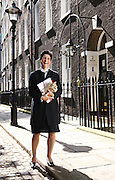 Clare Montgomery QC, photographed at Grays Inn