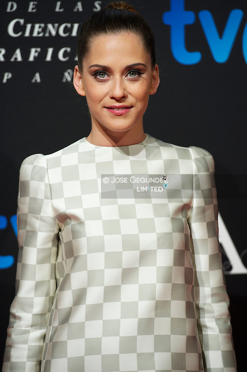 Maria Leon attends the Goya Awards Nominated Gala at Teatros del Canal on January 28, 2013 in Madrid, Spain