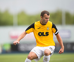 East Fife's Kevin Smith. Falkirk 3 v 1 East Fife, Petrofac Training Cup played 25th July 2015 at The Falkirk Stadium.