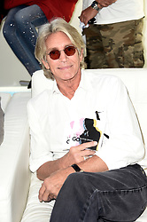July 2, 2018 - Berlin, Germany - Actor ERIC ROBERTS makes an appearance at the European Union Sustainable Fashion Festival Press conference at Berlin Fashion Week Spring/Summer 2019 at the Angiyok Icebar in Berlin.  (Credit Image: © Future-Image via ZUMA Press)