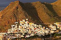 Espagne. Iles Canaries. Tenerife. Village de San Andres // Spain. Canary islands. Tenerife. San Andres village