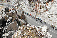 Illustration peloton, Scenery, during the UCI World Tour, Tour of Spain (Vuelta) 2018, Stage 3, Mijas - Alhaurin de la Torre 178,2 km in Spain, on August 27th, 2018 - Photo Luis angel Gomez / BettiniPhoto / ProSportsImages / DPPI
