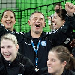 20111113: SLO, Handball - Women's EHF Champions League match, RK Krim Mercator vs Larvik (NOR)