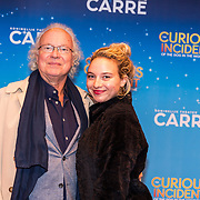NLD/Amsterdam/20170921 - The Curious Incident - of the dog in the night-time, Eddie Habbema en .....