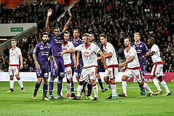 September 15, 2017 - Toulouse, France - Action Toulouse vs Bordeaux (Credit Image: © Panoramic via ZUMA Press)