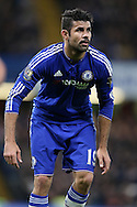 Diego Costa of Chelsea looks on. Barclays Premier league match, Chelsea v AFC Bournemouth at Stamford Bridge in London on Saturday 5th December 2015.<br /> pic by John Patrick Fletcher, Andrew Orchard sports photography.