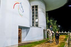 Smolders Harrie, NED, Une de l'Othain<br /> CHIO Aachen 2021<br /> © Hippo Foto - Sharon Vandeput<br /> 15/09/21