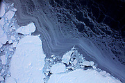 Flying over Arctic Sea Ice, 2011
