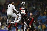 Real Madrid beat Rayo Vallecano, 2-0, 17th Feb