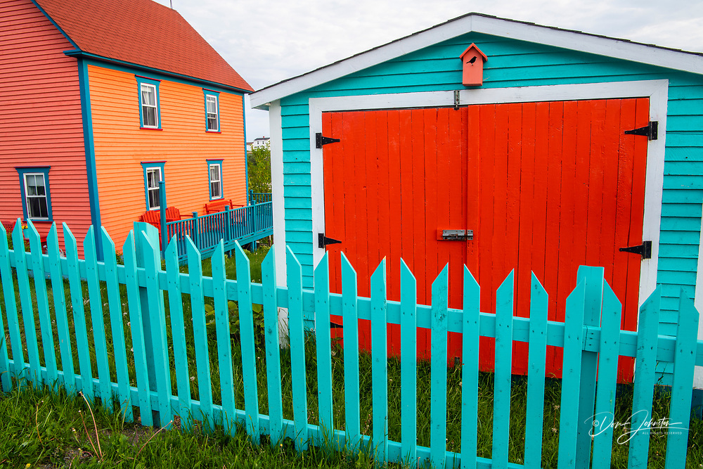 The Pumpkin House (1871), Durrell, Newfoundland and Labrador NL, Canada