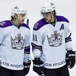 20110223: USA, Ice Hockey - NHL, Anaheim Ducks vs Los Angeles Kings
