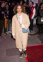 Angela Griffin at the On Blueberry Hill play press night, Trafalgar Studios, London, 11 Mar 2020 Photo by Brian Jordan